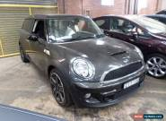 2012 Mini Cooper Clubman S Manual - only 46,000kms!!! for Sale