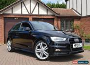 2013 Audi A3 1.6 TDI S Line 3dr for Sale