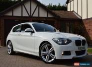 2013 BMW 1 Series 2.0 118d M Sport Sports Hatch 3dr for Sale