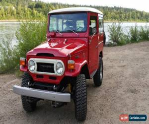 Classic 1976 Toyota Land Cruiser for Sale