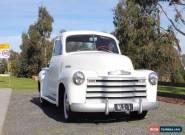 1951 Chevrolet 3100 Pickup  for Sale