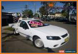 Classic 2007 Ford Falcon BF MkII XL (LPG) Automatic 4sp A for Sale
