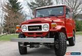 Classic Toyota: Land Cruiser bj42 -left hand drive for Sale