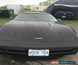Classic Chevrolet: Corvette for Sale