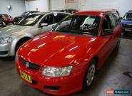 2007 Holden Commodore VZ MY06 Upgrade Executive Red Automatic 4sp A Wagon for Sale
