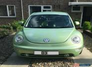 ** VW Beetle 1.8T, 2003, Cyber Green ~ Excellent Condition ** for Sale