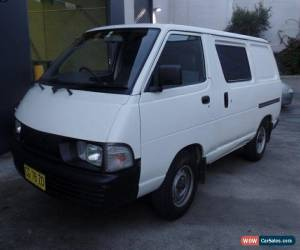 Classic 1995 Toyota Townace White Automatic 4sp A Van for Sale