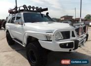 2008 Nissan Patrol GU VI ST (4x4) Automatic 4sp A Wagon for Sale