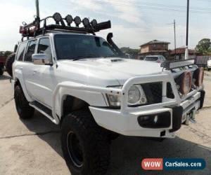 Classic 2008 Nissan Patrol GU VI ST (4x4) Automatic 4sp A Wagon for Sale