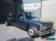 1988 CHEVROLET SILVERADO  C3500 EXTRA CAB DUALLY 454  /AUTO LHD for Sale