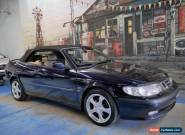 2003 Saab 9-3 MY2003 Turbo Dark Blue Automatic 4sp A Convertible for Sale