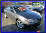 2006 Mazda 3 BK Maxx Sport Grey Automatic 4sp A Sedan for Sale