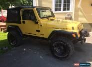 Jeep: Wrangler Rubicon for Sale