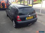 renault clio 1.5 diesel for Sale