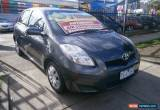 Classic 2011 Toyota Yaris NCP130R YR Grey Automatic 4sp A Hatchback for Sale