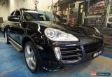 Classic 2007 Porsche Cayenne 9PA MY08 S Black Automatic 6sp A Wagon for Sale