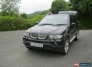 2004 BMW X5 SPORT D AUTO BLACK for Sale
