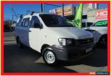 Classic 1999 Toyota Townace KR42R SBV White Manual 5sp M Van for Sale
