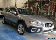 2012 Volvo XC70 BZ MY12 D5 Teknik Geartronic Ocean Race Silver Automatic 6sp A for Sale
