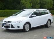 Ford Focus 1.6 TDCi Edge Econetic 5 Door DIESEL MANUAL 2013/62 for Sale