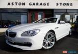 Classic 2011 11 BMW 6 SERIES 3.0 640I SE 2D AUTO 316 BHP for Sale