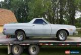 Classic 1976 Ford Ranchero for Sale