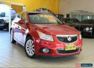 2011 Holden Cruze CDX JH SERIES II MY11 Sizzle Automatic A Sedan for Sale