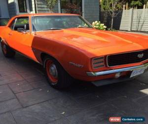 Classic Chevrolet: Camaro Ss for Sale