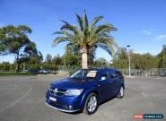 2010 Dodge Journey JC MY10 R/T Blue Automatic 6sp A Wagon for Sale