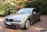 "Classic BMW 7 Series 730D Sport Auto 2007 ""07"" 3.0 Litre Diesel 20"" Alloys for Sale"