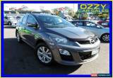 Classic 2010 Mazda CX-7 ER MY10 Diesel Sports (4x4) Grey Manual 6sp M Wagon for Sale