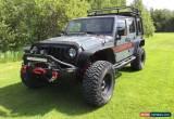 Classic Jeep: Wrangler Rubicon X for Sale