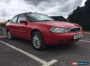 Ford Mondeo Ghia X for Sale
