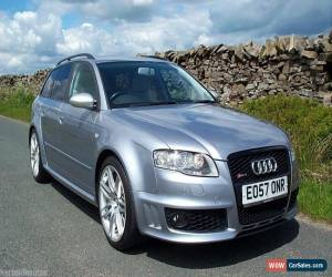 Classic 2007 57 AUDI RS4 AVANT, ONLY 34,000 MILES, CERAMIC BRAKES, ABSOLUTELY STUNNING!  for Sale