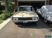 1961 Oldsmobile Eighty-Eight Holiday hardtop for Sale
