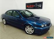 2001 Jaguar X-Type 2.5 V6 Sport (AWD) 4dr AUTO/LEATHER/STUNNING CAR for Sale