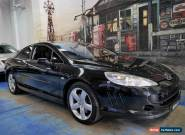 2007 Peugeot 407 Black Manual 6sp M Coupe for Sale