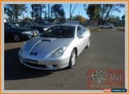 2001 Toyota Celica SX Silver Manual 6sp M Liftback for Sale