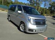 2002 NISSAN ELGRAND E51 HIGHWAY STAR SUPERB CONDITION for Sale