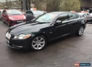 2010 Jaguar XF 3.0d V6 Luxury 4dr Auto 4 door Saloon  for Sale