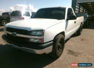 2006 Chevrolet Silverado 1500 for Sale