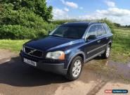 2004 VOLVO XC 90 D5 SE AWD AUTO 7 SEATS. BLUE for Sale