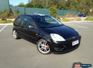 Ford Fiesta LX (2004) 3D Hatchback Automatic (1.6L - Multi Point F/INJ) 5 Seats for Sale