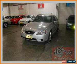 Classic 2007 Ford Fairmont BF MkII Silver Automatic 4sp A Sedan for Sale