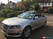 2008 AUDI A3 SPORT TDI S-A SILVER for Sale