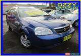 Classic 2006 Holden Viva JF Equipe Blue Automatic 4sp A Wagon for Sale