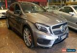 Classic 2015 Mercedes-Benz GLA X156 MY15 45 AMG 4Matic Mountain Grey Automatic 7sp A for Sale