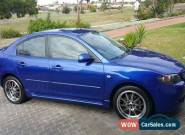 Mazda 3 Maxx Manual air steer cruise control 2006 model blue for Sale