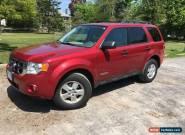 Ford: Escape for Sale