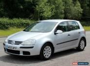 Volkswagen Golf 1.9 TDi SE 5 Door Automatic DIESEL AUTOMATIC 2005/05 for Sale